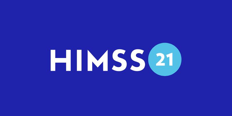 HIMSS 21 is in Las Vegas August 13 - 17